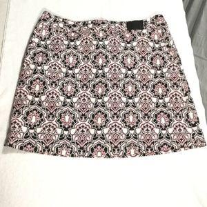 Liz Clairborne Golf | Active Print Skirt Skort EUC